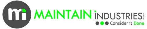 MAINTAIN INDUSTRIES (PTY) LTD Logo